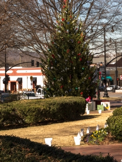 Time-lapse photography Marietta Square park Sneak Peek Photo